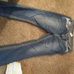 Faded glory womens petite jeans